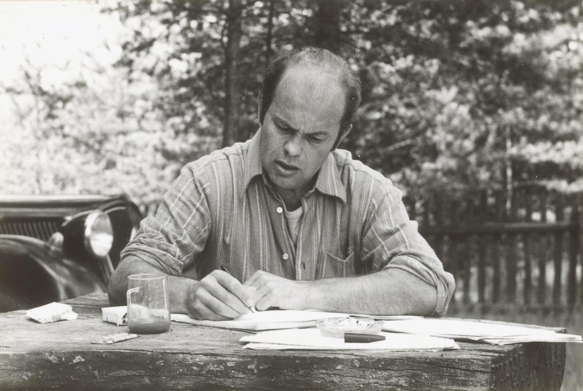 Jacek Kuroń - zdjęcie archiwalne