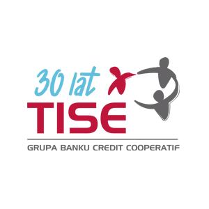 logo TISE SA 30 lat